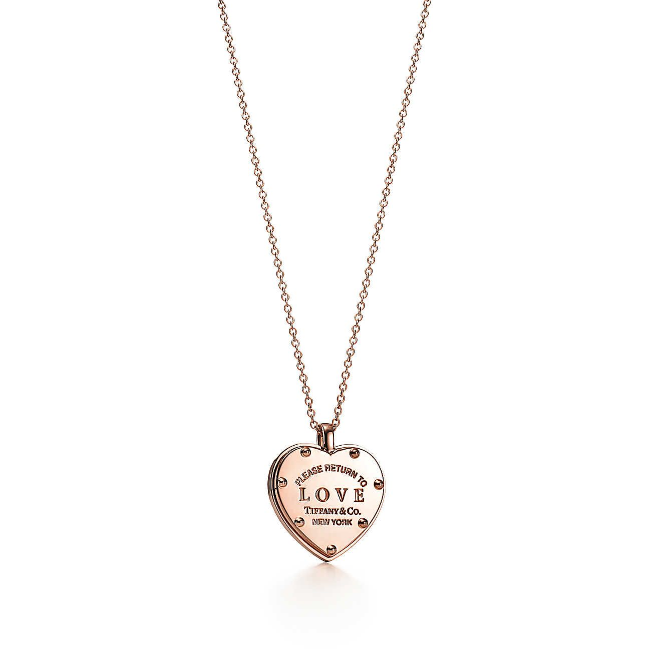 c64492e0c3 Inspired by the iconic key ring first introduced in the Return to Tiffany collection  is a classic reinvented. The unexpected sliding design of this pendant ...