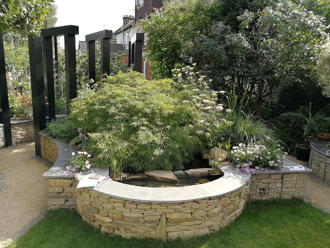 Garden design in St Albans, Hertfordshire   Garden design ...