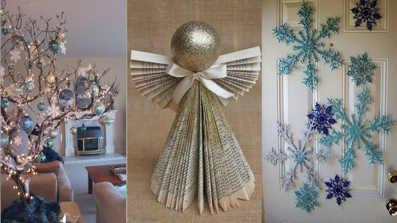 Winter Decorating Ideas Made From Wood Winter Decorating Ideas 10 Diy Projects For Christmas U0026 Winter Decor Christmas Projects Diy Room Diy Diy Room Decor