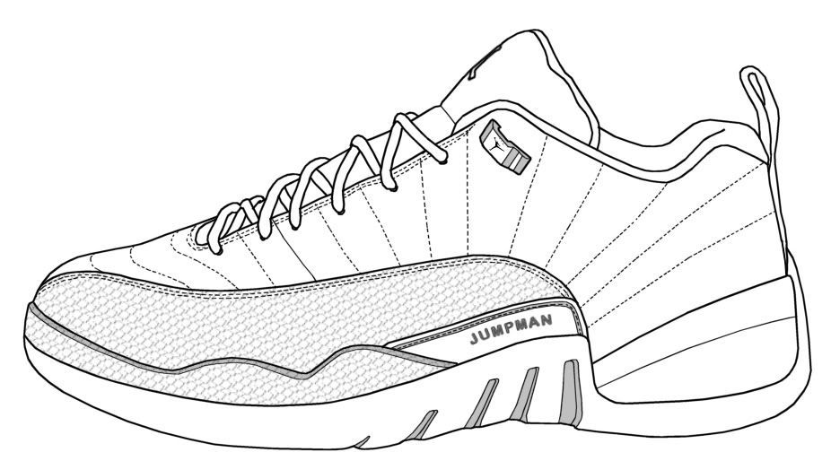 basketball shoe coloring pages - 5th dimension forum view topic official air jordan