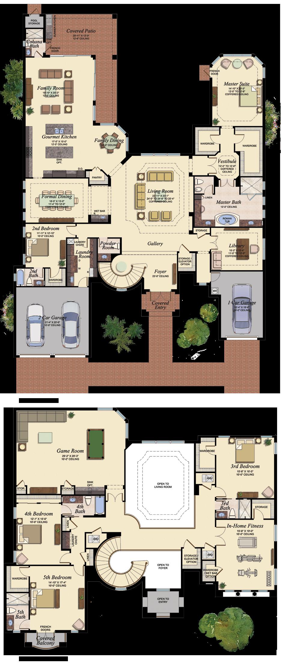 Room Design Plans: Planos De Casas, Planos De Casas Modernas