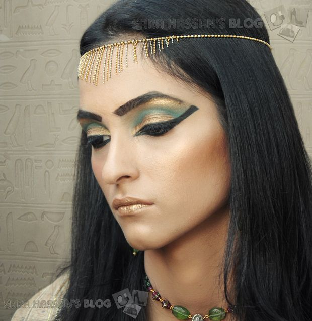 10 Egyptian Eyeliners by Simmiller at Mod The Sims via Sims 4 ...