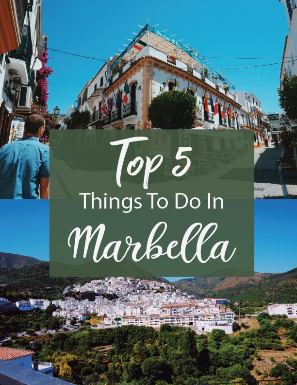 5 Things To Do In Marbella Marbella Spain Marbella Spain Travel