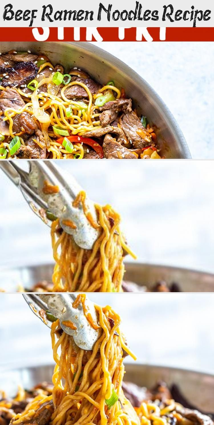 Beef Ramen Noodles Recipe In 2020 Beef Ramen Noodle Recipes