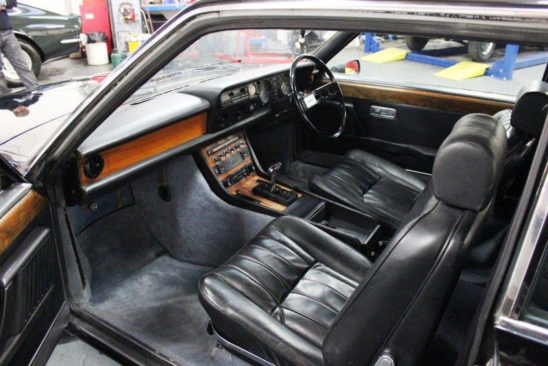 Fiat 130 Coupe Motor Car Vintage Bike Car Interior