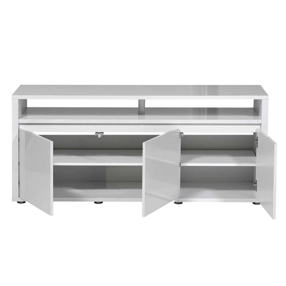 13 Luxury Kollektion Von Tv Sideboard Weiss Hochglanz