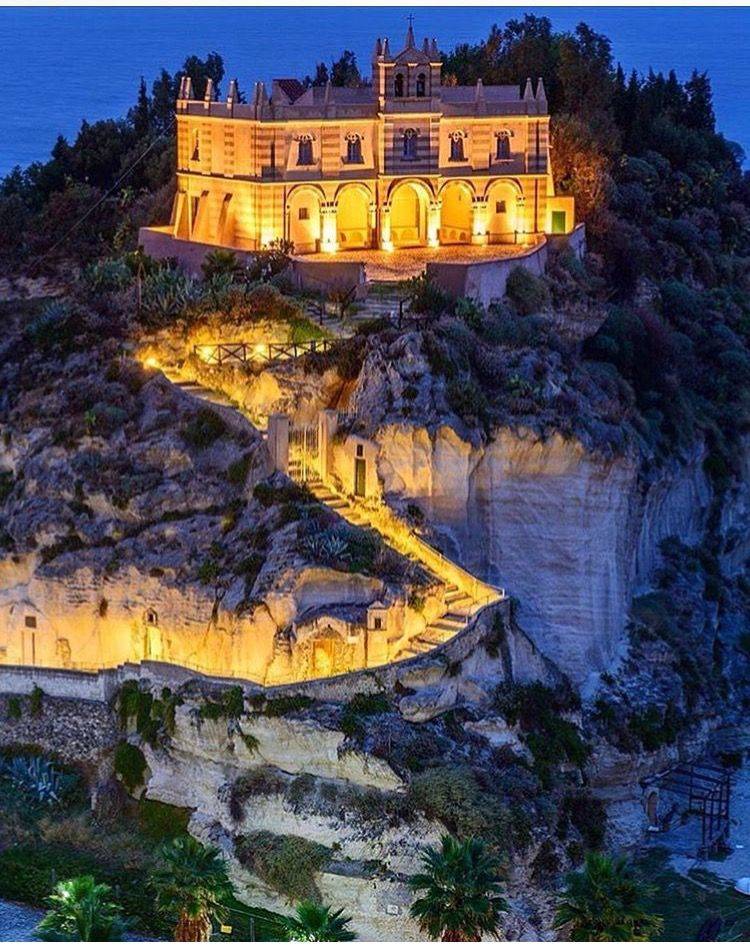 Tropea Calabria Italia Paesaggi