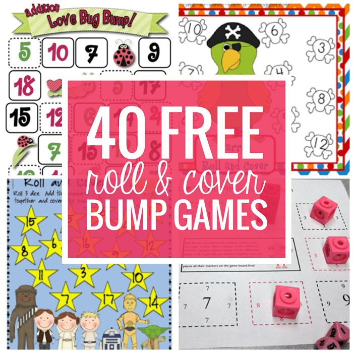 40 Roll And Cover Bump Cool Math Games Fun Math Games Fun