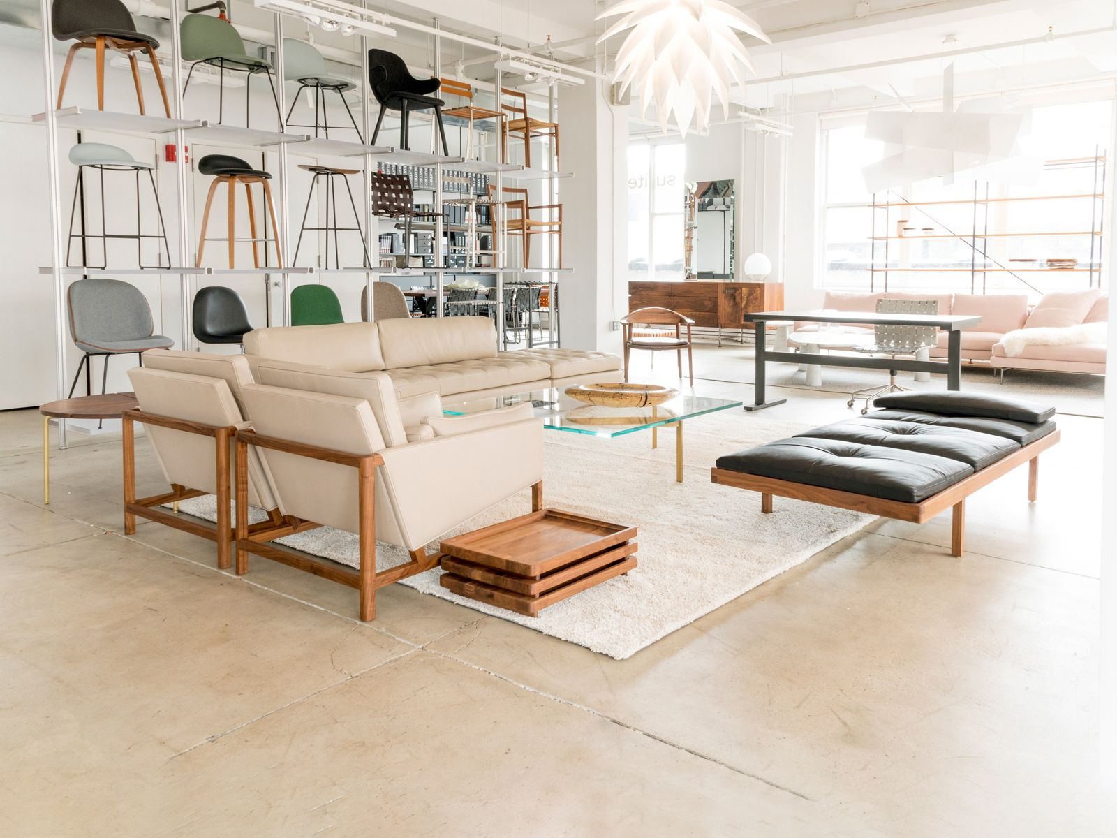 SUITE NY Offers A Curated Collection Of Modern Furniture, Lighting And Home  Accessories Including Iconic Italian And Scandinavian Design And  Contemporary ...