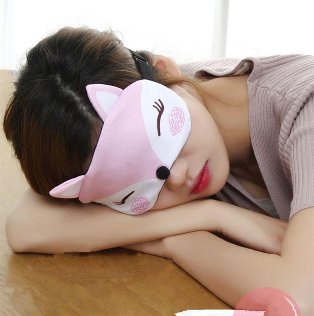 Kawaii Fox Patterned Sleep Mask Kawaii Fox Patterned Sleep Mask Kawaii Fox Patterned Sleep Mask Pri
