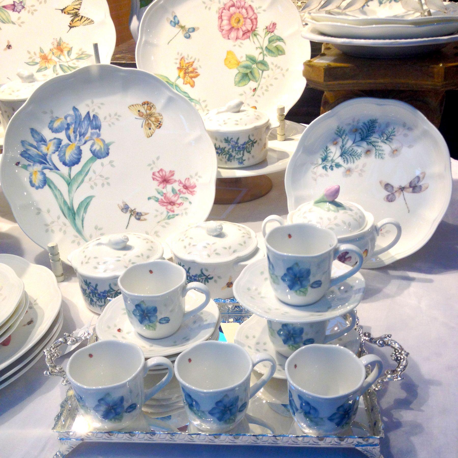 Lenox. A marca americana de porcela que faz parte da história da Casa Branca. Veja de perto na Emporium A.