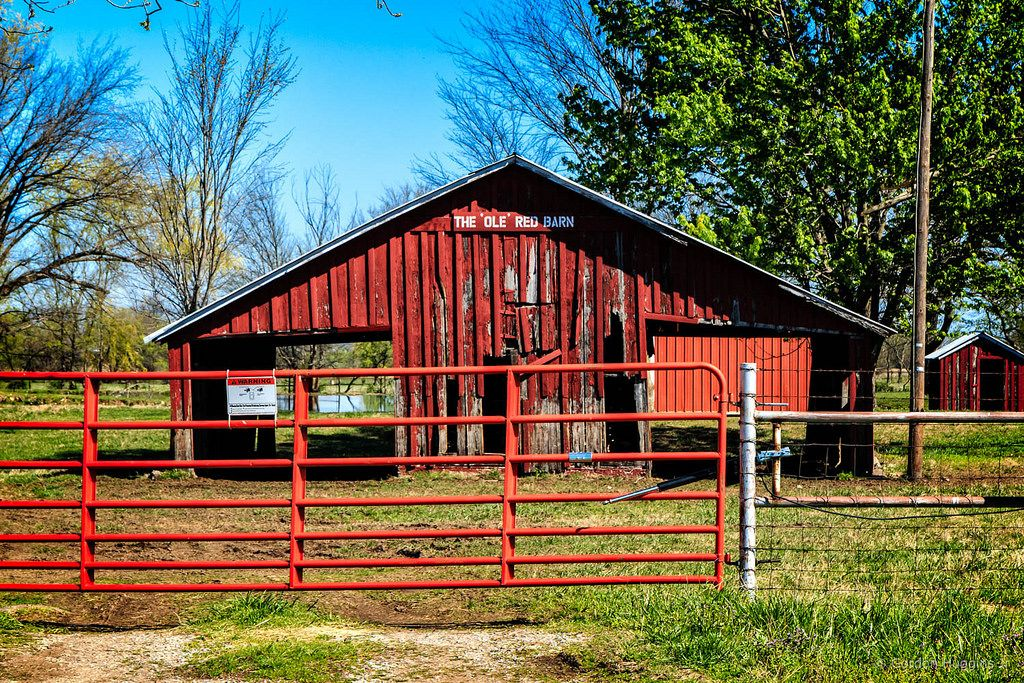 https://flic.kr/p/SqWQxd | The ole red barn