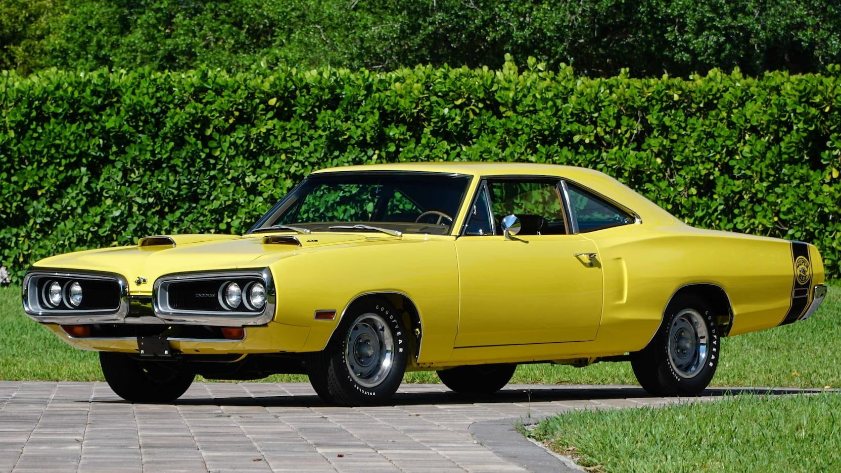 1970 dodge super bee presented as lot t175 at indianapolis