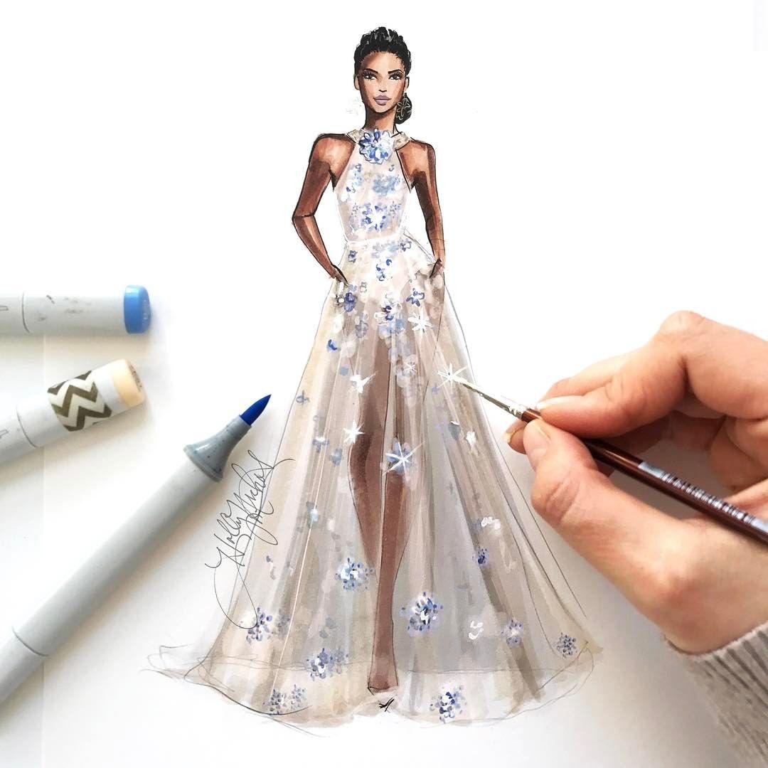 Gefallt 25 3 Tsd Mal 169 Kommentare Holly Nichols Hnicholsillustration Auf Instagram Eliesaabworld Ma Illustration Mode Modezeichnung Kleid Zeichnung