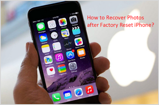 Iphone Photo Recovery How To Recover Photos After Factory Reset