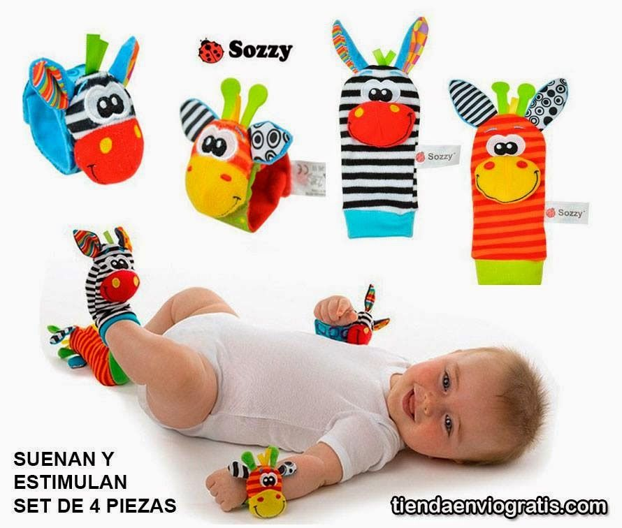 Juguetes para bebes estimulacion temprana decoracion con - Casas de juguetes para ninos ...