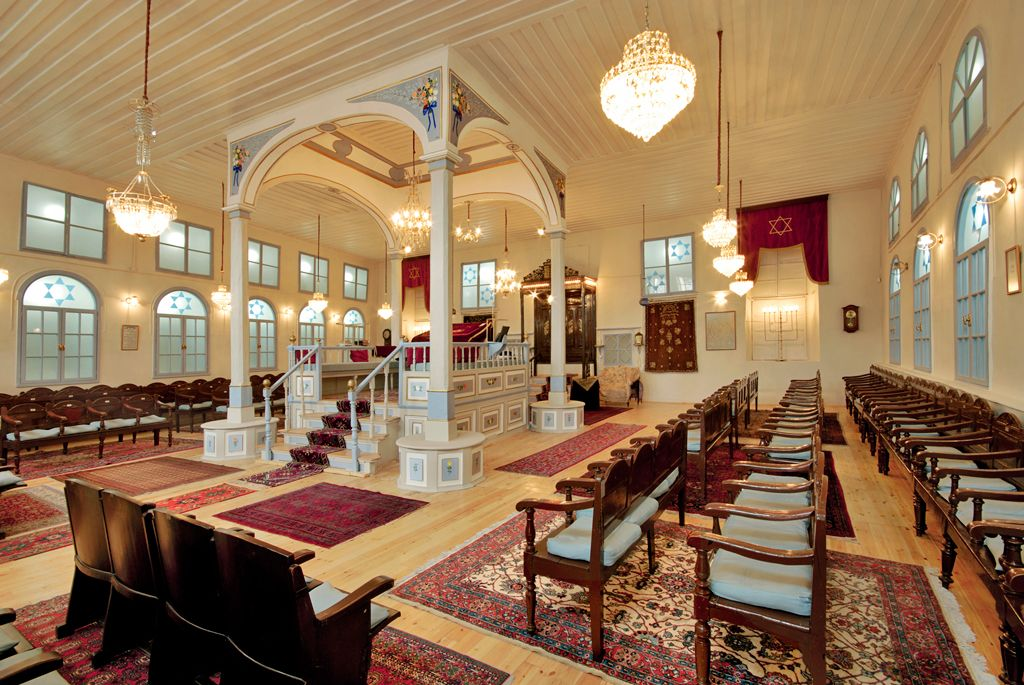 Algazi Synagogue, Izmir Synagogue, Izmir, Muslim