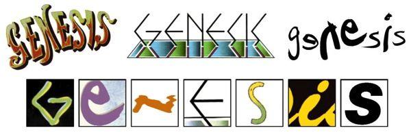 genesis logos genesis pinterest metal band logos and metal bands rh pinterest com Best Ever Rock Band Logos Eric Clapton Logo