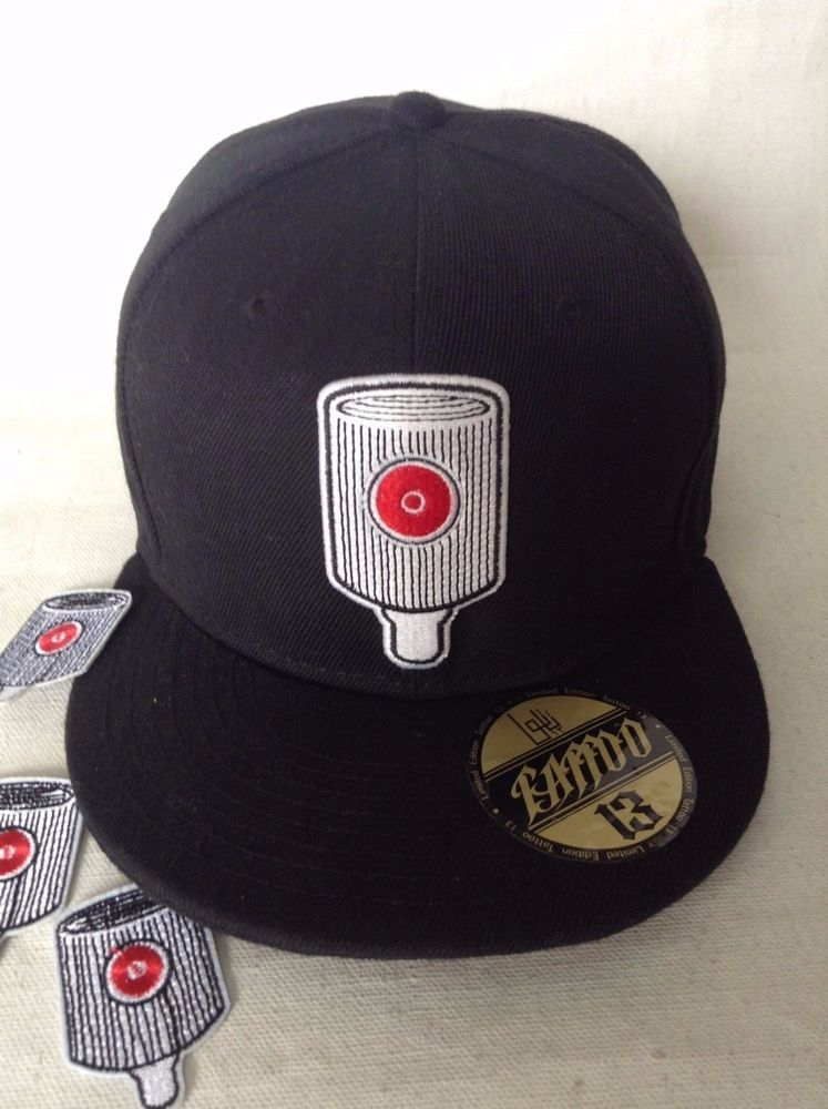 caf776810f2 Custom made Graffiti style Limited Edition Snapback ... Classic spray paint  can