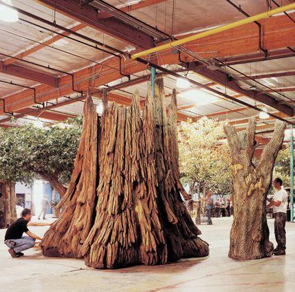 Custom Artificial Tree Design Services Naturemaker Artificial Tree Tree Designs Tree