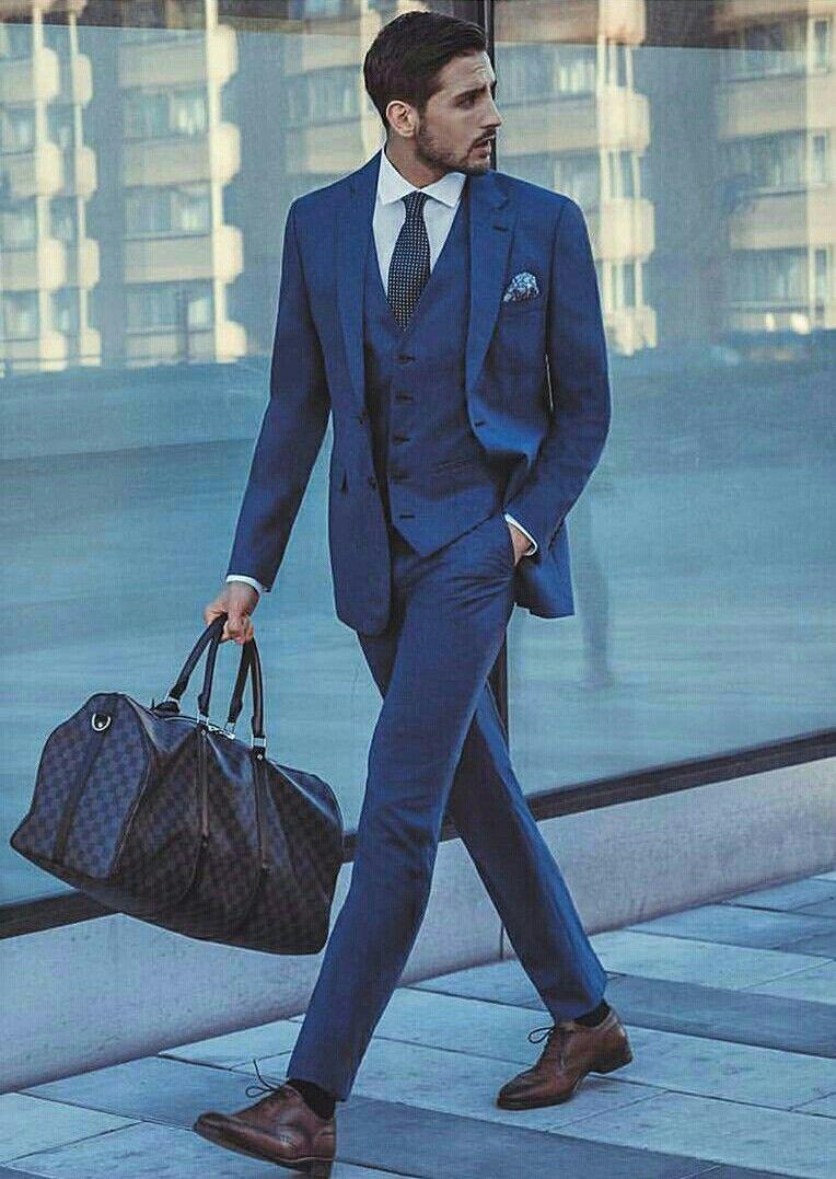 Pin by Business Attire Corner on Mens Attire | Pinterest | Suit ...