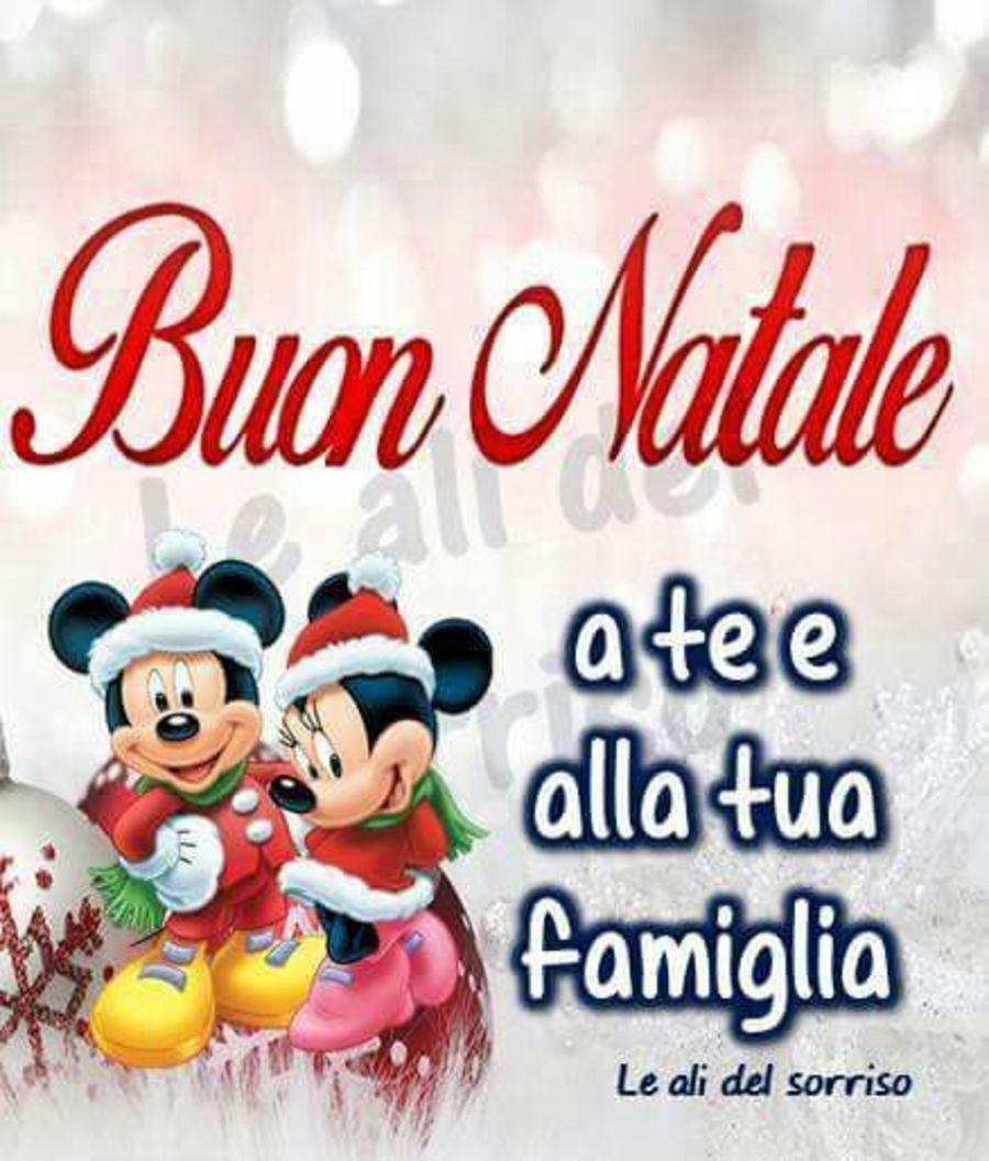 Buon Natale Famiglia.Buon Natale A Te E Alla Tua Famiglia Buon Natale Merry Christmas