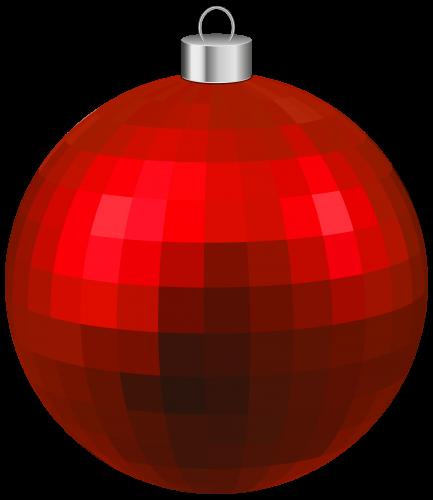Red Modern Christmas Ball Png Clipart Modern Christmas Christmas Balls Christmas Bulbs