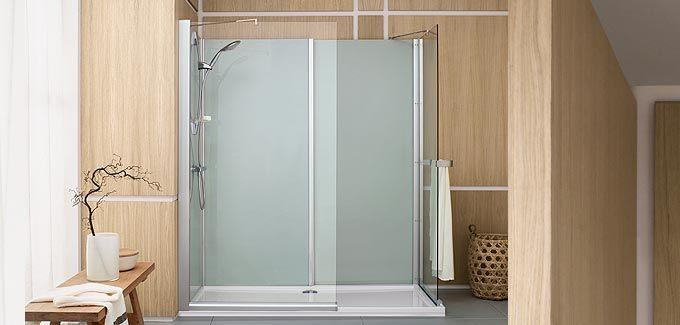douche leda access projet salle de bain pinterest. Black Bedroom Furniture Sets. Home Design Ideas