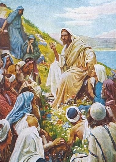 "✞-CHRIST Lives Ministry-✞ Today's title: ""Believe The GOOD NEWS"" †-------------------†  Then Jesus went to Galilee and there HE proclaimed the GOOD NEWS. ""The time has come,"" HE said, ""the KINGdom of GOD is near. Repent and believe the GOOD NEWS."" <>< cf.Mark,1:14~15 ><>"