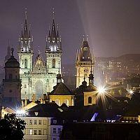 La ciudad de las 100 torres - Praga - Sergio Arias Ramón