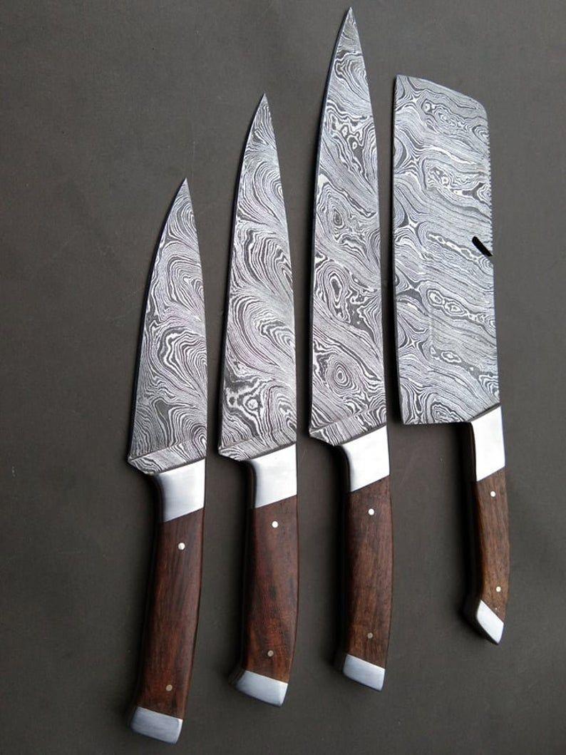 Buy Damascus Handmade Knives Online Scorpion Mart Kitchen Knives Handmade Chef Knife Chef Knife