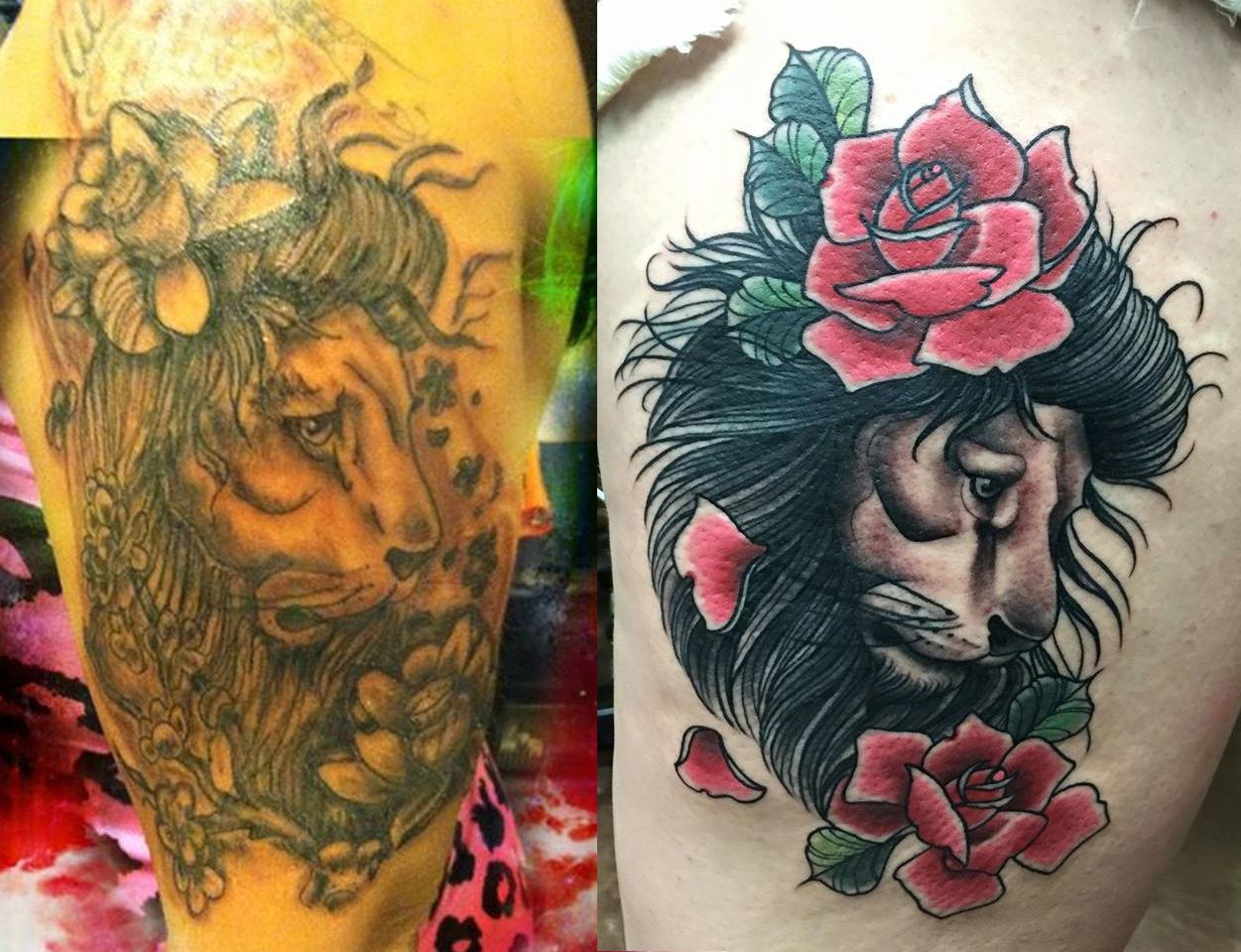 Cheap Tattoo Vs Expensive Tattoo