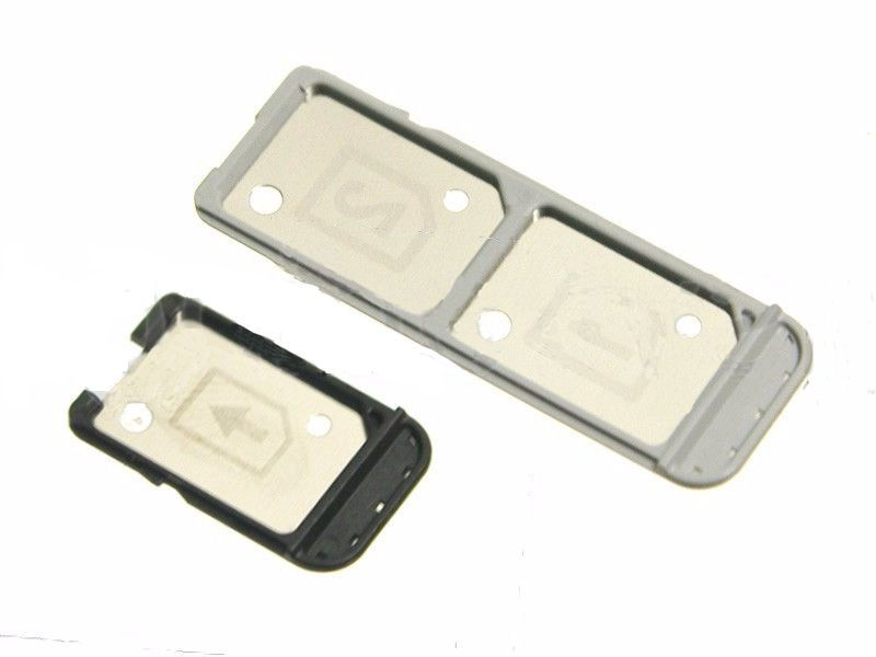 Dogxiong Single / Dual SIM Card Slot Tray Holder Replacement Parts For Sony Xperia XA