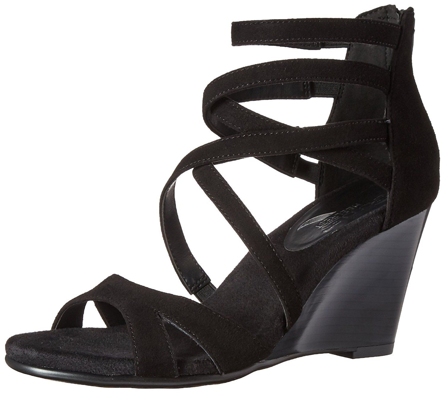 Womens sandals wedges - Aerosoles Women S Glossary Wedge Sandal Trust Me This Is Great Click The
