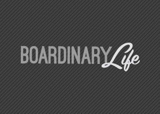 Boardinary Life #Logo #MarsDesign