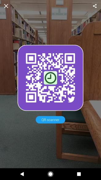 Twitter va a implementar códigos QR en los perfiles de la app