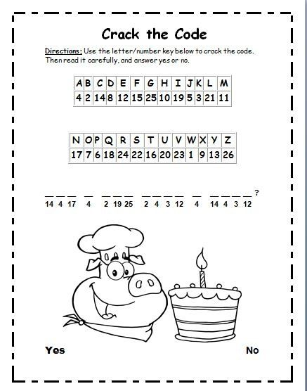 Freebie! This is bite size phonics cryptogram puzzle. In this ...