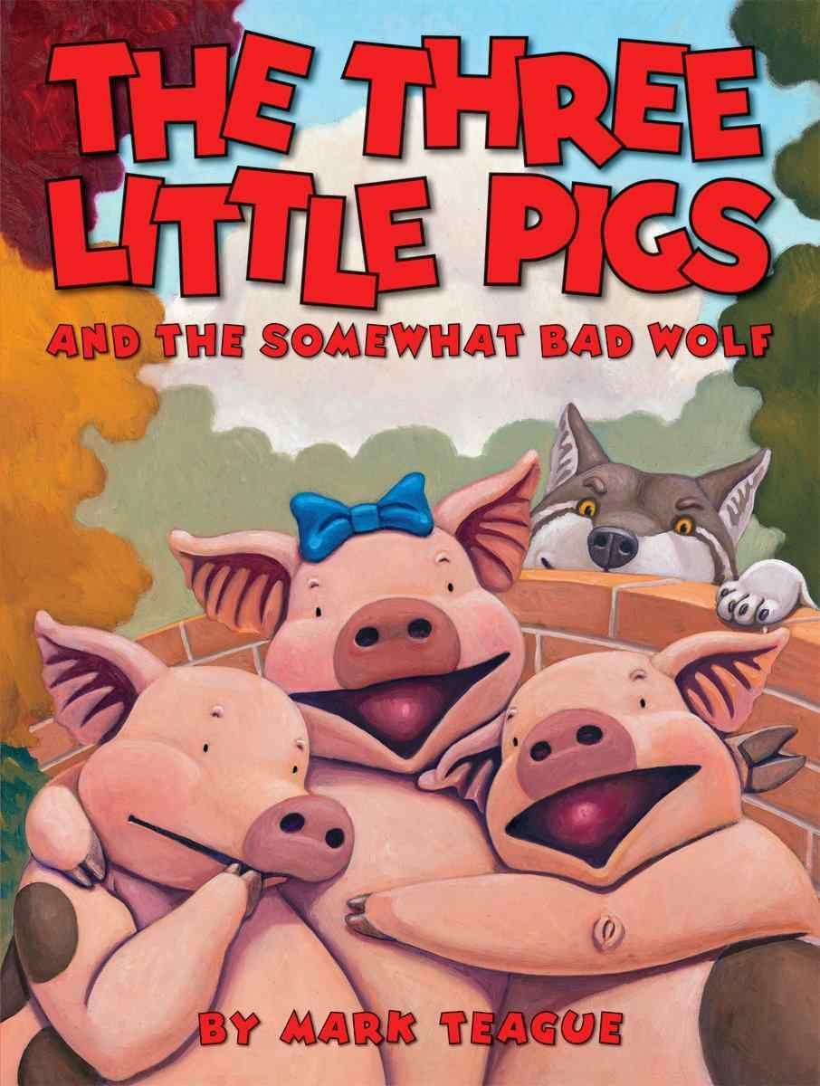 Image result for mcgraw hill the three little pigs