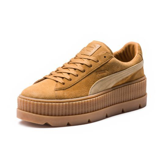 the best attitude 147c6 c2bb2 FENTY Suede Cleated Creeper Women's | She loves to shop ...