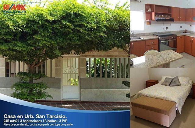 Hermosa casa en el Sector Los Modines *Urb. San Tarcisio* 246mts2 3 ...