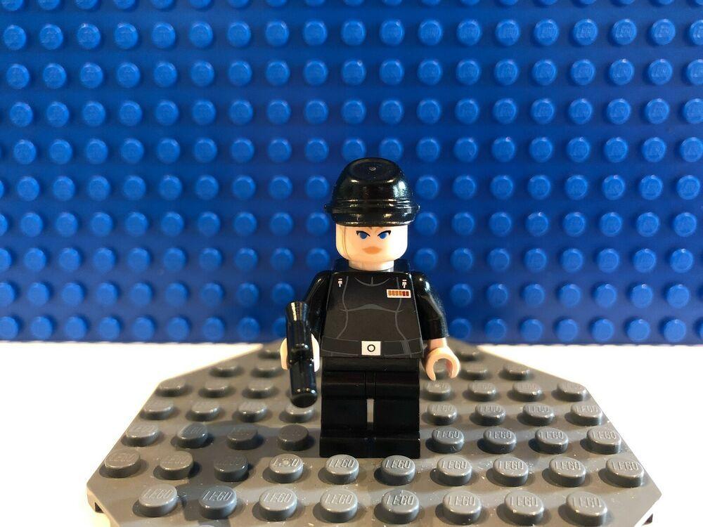 LEGO Star Wars Juno Eclipse Minifigure 7672