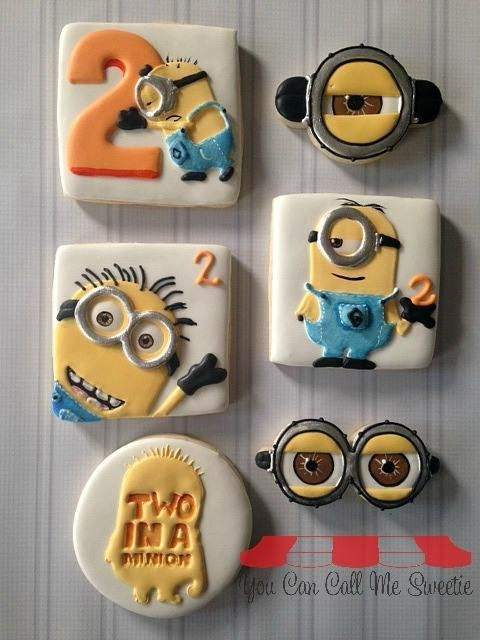 Minions!!!! | Cookie Connection