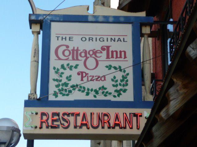 Original Cottage Inn Pizza In Ann Arbor Ann Arbor Eastern Michigan University Ann Arbor Michigan