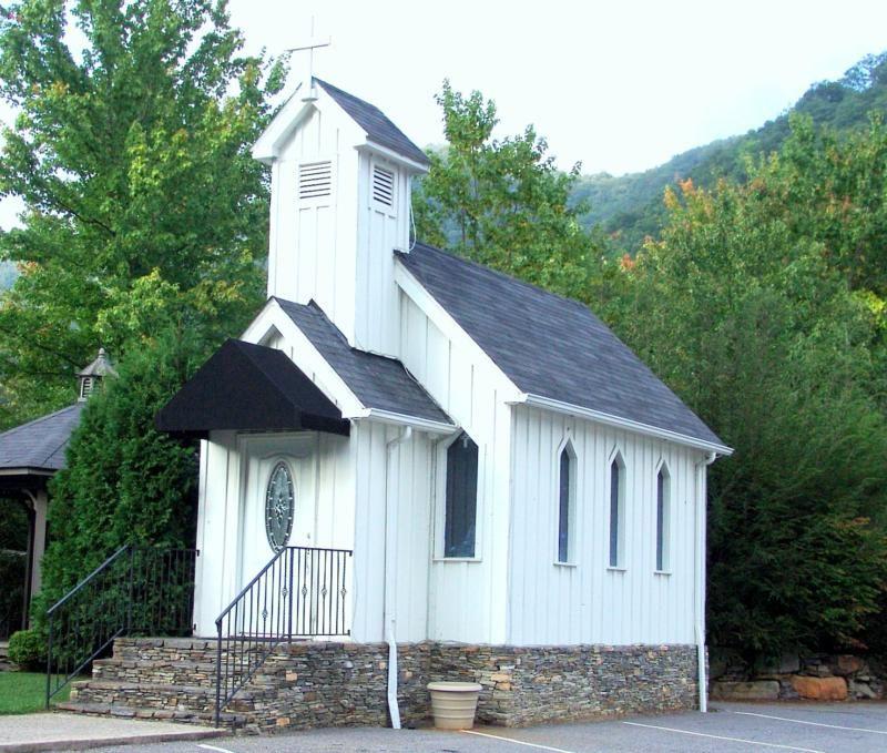 Miss Carolines Wedding Chapel Our Beautiful Little