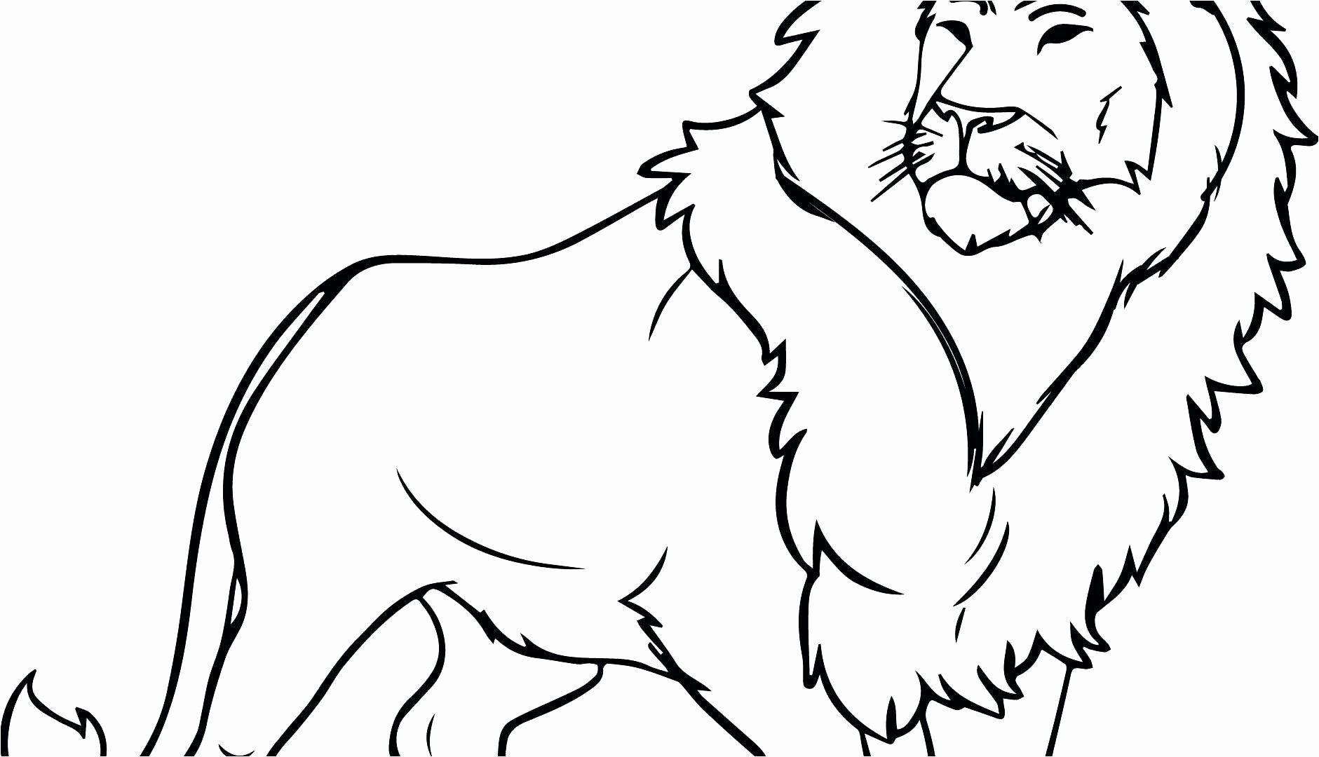 Printable Lion Coloring Page Unique Lion Guard Coloring Pages Lion Coloring Pages Animal Coloring Pages Lion Pictures