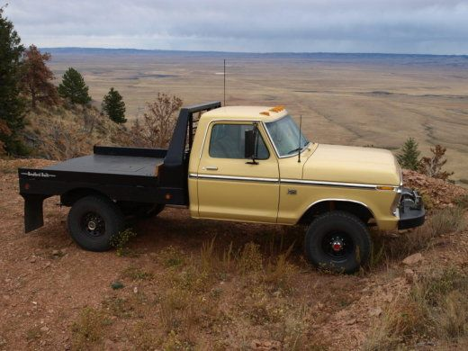 Ford Truck Enthusiasts >> Any Flatbed Dents Out There Page 5 Ford Truck Enthusiasts