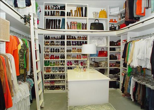 One Of The Most Perfect (and Modest) Closets I Have Seen. Now All