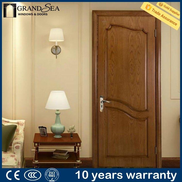 Fashionable House Interior Interior Accordion Doors Solid Wood Design