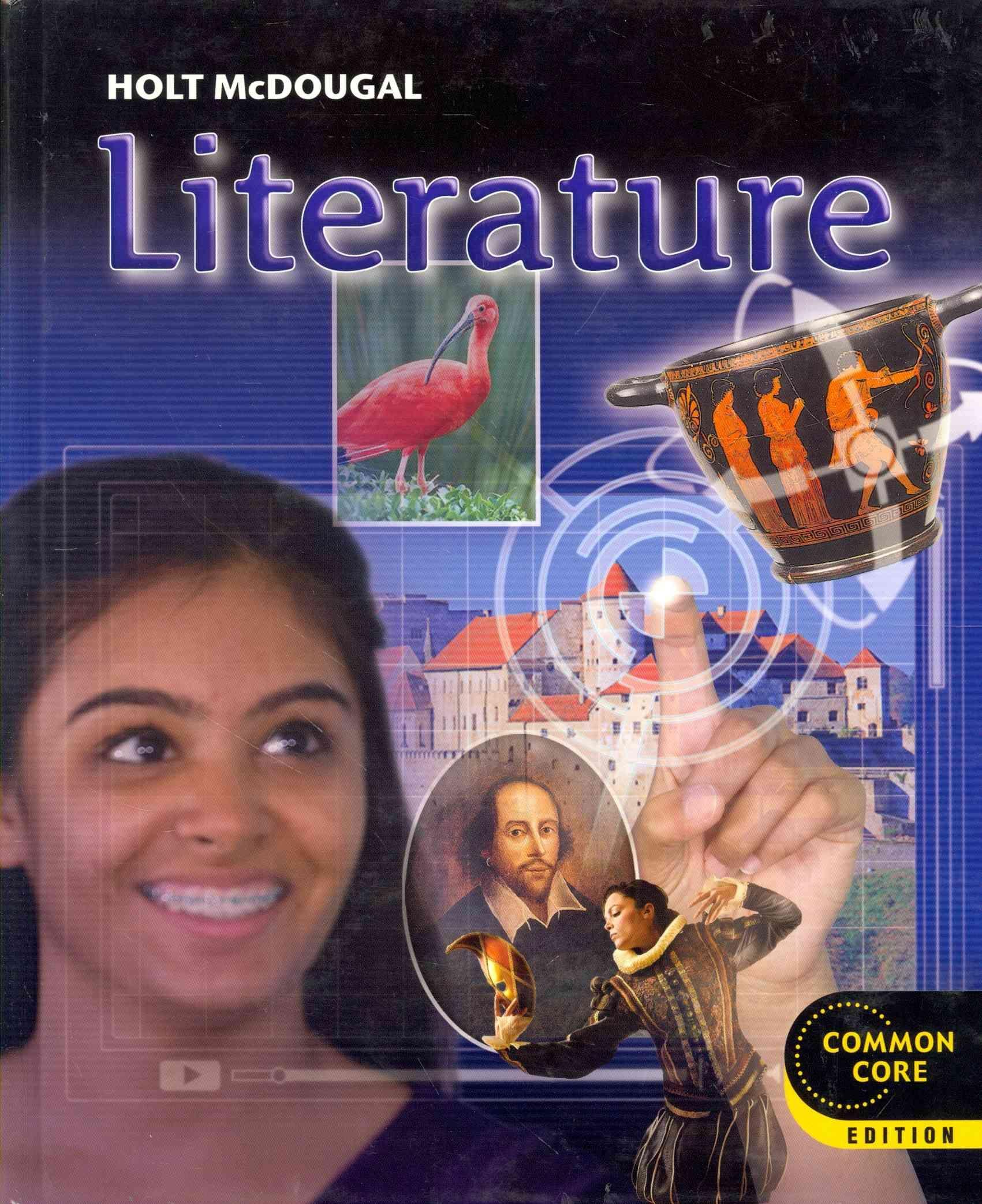 Holt Mcdougal Literature Grade 9 Common Core Edition