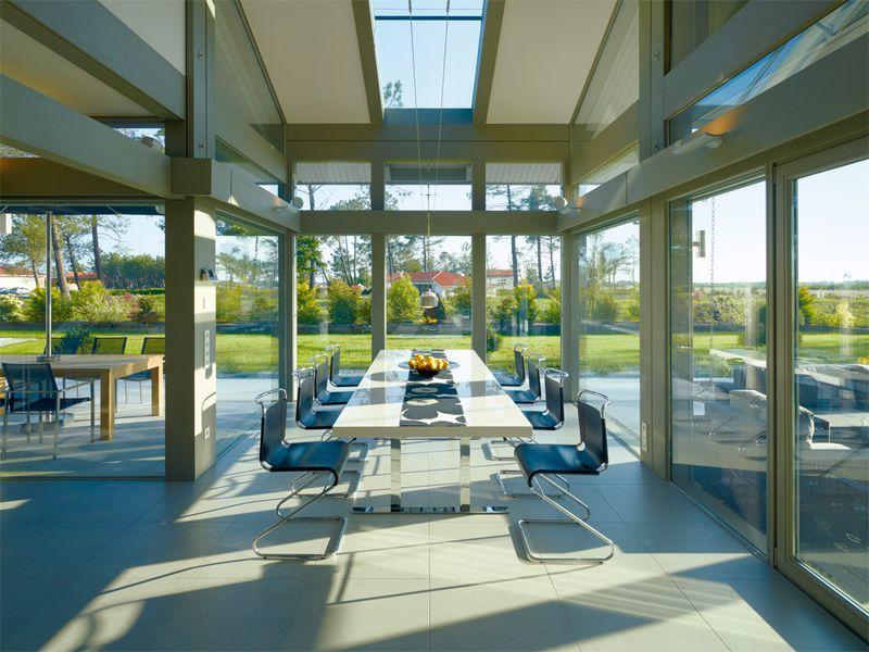 huf haus living room huf haus pinterest moderne architektur moderne h user und wohnideen. Black Bedroom Furniture Sets. Home Design Ideas